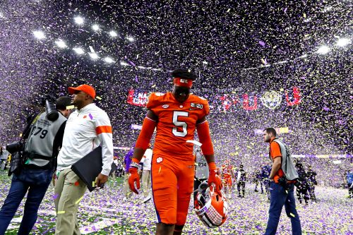 The better team won national title game, but Clemson knows it'll be back for another run