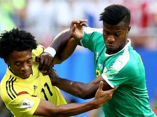 Senegal forward Keita Balde frustrated by limited World Cup role