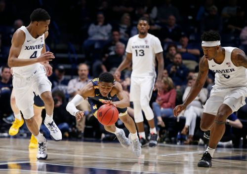 Marshall scores 20 to lead Xavier past Toledo 78-64 in NIT