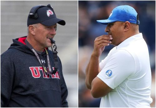 Dialing up a transfer easier? Whittingham, Sitake don't mind, but McBride sees issues