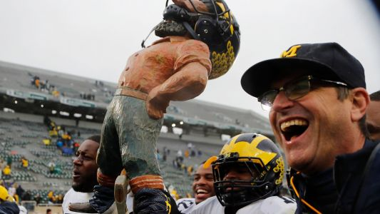 CFP chair: Michigan's resume worthy of a top-four ranking