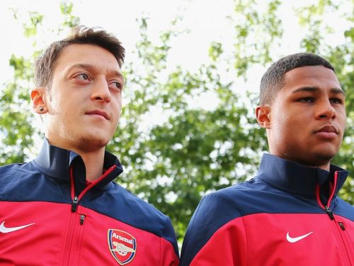 Gnabry: 'Amazing' Ozil is my favourite team-mate