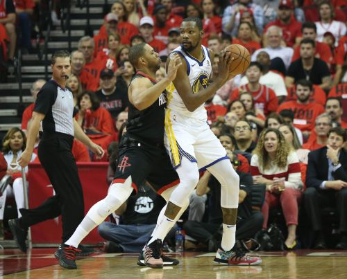 How the Rockets forced the Warriors out of their offensive comfort zone this conference finals