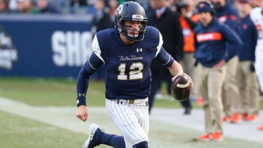 Notre Dame vs. Syracuse score, takeaways: No. 3 Irish prove their title-contending status in rout