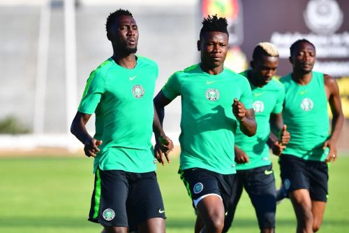 Nigeria's Kalu '100% ready' after collapse