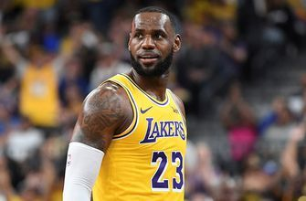 Skip Bayless predicts LeBron James will win NBA MVP and scoring title