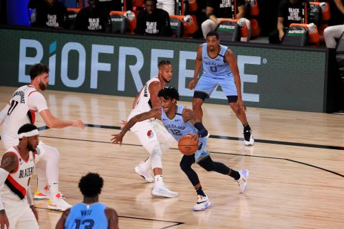NBA bubble breakdown: Race for West's No. 8 seed down to four teams