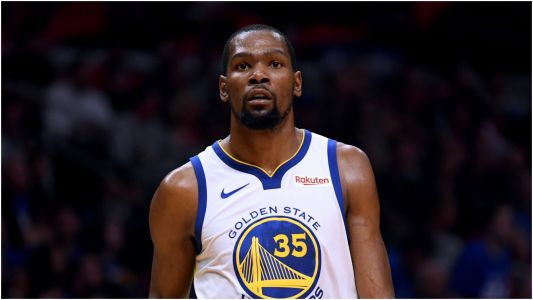 Kevin Durant free agency rumors: Star is '100% undecided' about where he'll sign, manager says
