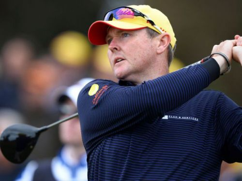 'I thought about him all day': Golfers pay homage to deceased colleague Jarrod Lyle at PGA Championship