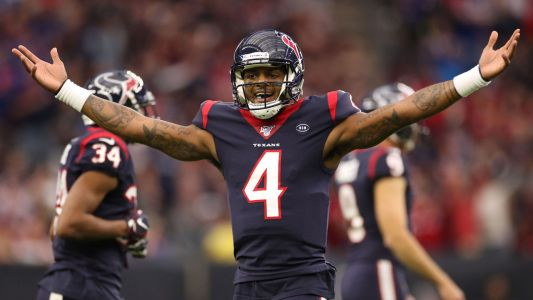 Best current NFL player for every jersey number from 1 to 50