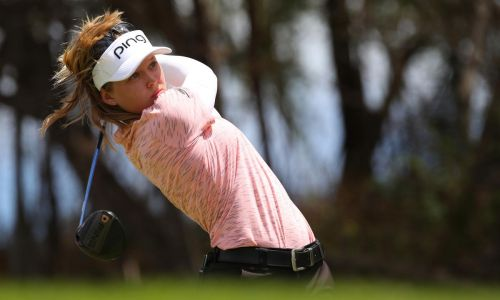 Brooke Henderson ties Canadian golf record with second straight LPGA Lotte title