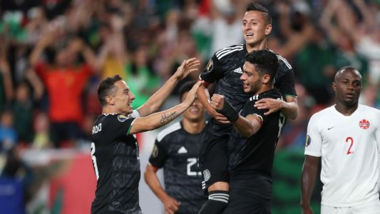 Mexico into Gold Cup quarters with win over Canada
