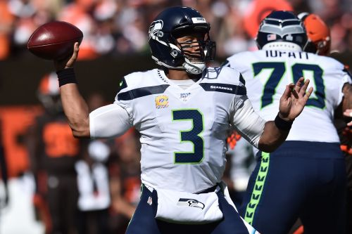 Has Russell Wilson surpassed Patrick Mahomes as the MVP front runner