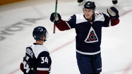 Balanced Avalanche offence shines in rout of Jets