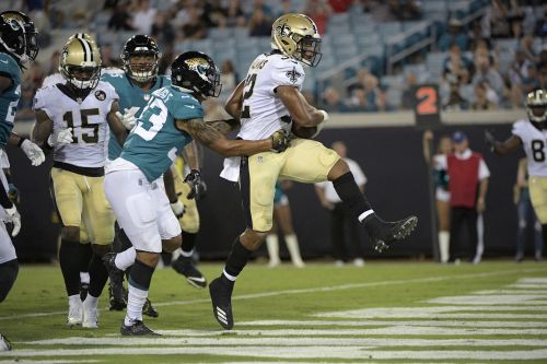 On 3rd team in 3 years, Saints RB Jonathan Williams putting his faith in work
