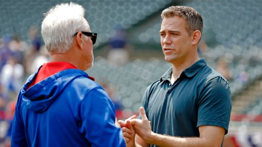 Theo Epstein: Manny Machado-to-Cubs talk is 'out there in fantasy land'