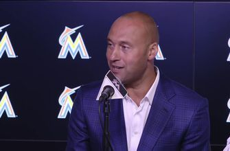 Marlins CEO Derek Jeter has high praise for Mesa brothers