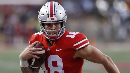 Former Ohio State quarterback Tate Martell announces he is transferring to Miami