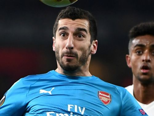 'Mkhitaryan can be one of Premier League's best' - Sokratis hails 'amazing' Arsenal team-mate
