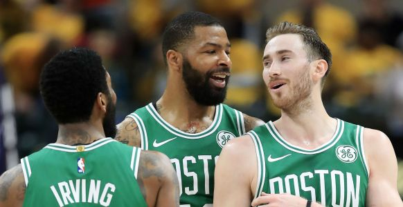 NBA playoffs wrap 2019: Celtics sweep Pacers; Warriors extend lead over Clippers