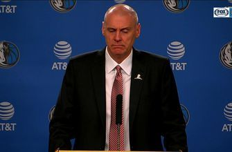 Rick Carlisle saw his young team step up in crunch time