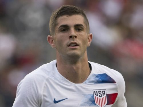 Pulisic in right place at Dortmund, says Arena