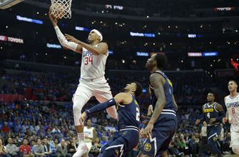 Clippers fall in season opener to Nuggets