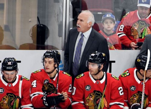 Flyers to fire Dave Hakstol, hire three-time Stanley Cup champion Joel Quenneville as coach