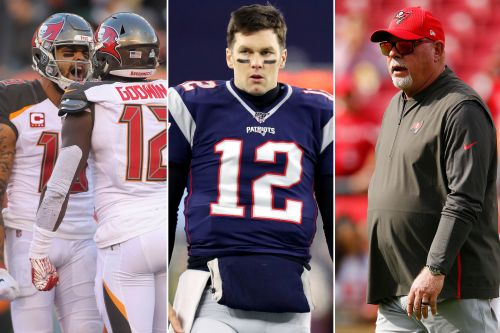 What Tom Brady saw in the Buccaneers: 'Chance to be very special'