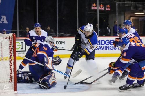 Berube's Blues playing well enough to make run at playoffs