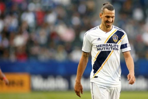 Unstoppable Ibrahimovic nets hat trick in upset win over LAFC