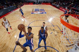 Clippers rookies continue to dominate in Summer League playoff win