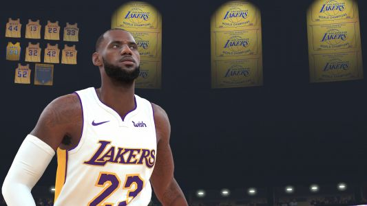 LeBron James reacts to 'NBA 2K19' rating: Not bad 'for such an old head'