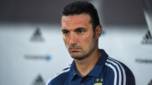 Argentina players support Scaloni for full-time job