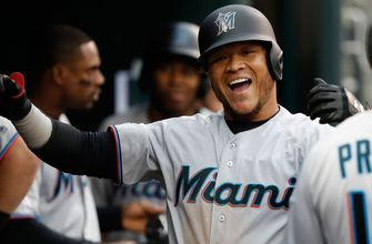 Harold Ramirez hits first MLB homer, Marlins top Tigers in extras for 4th straight win