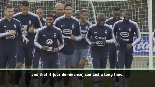 Beating Germany would reaffirm French status as world champions - Kante