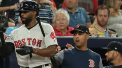 Where Red Sox Outfield Stands With Jackie Bradley Jr. Leaving Boston
