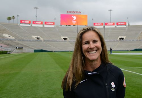 Hall of Fame plaque honoring Brandi Chastain draws comparisons to Rex Ryan, Gary Busey
