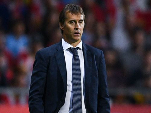 'Madrid can't look back, only forward' - Lopetegui confident of Real revival