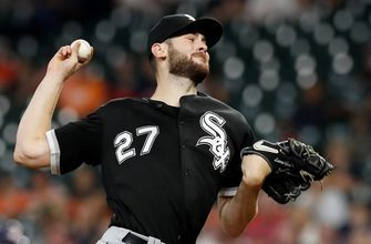 Giolito shuts down red-hot Astros with best career start