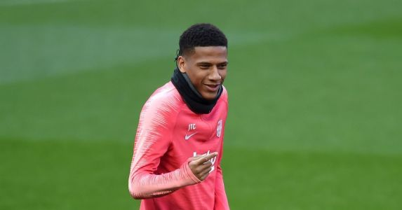 Jean-Clair Todibo gets late call-up to France Under-20 World Cup squad
