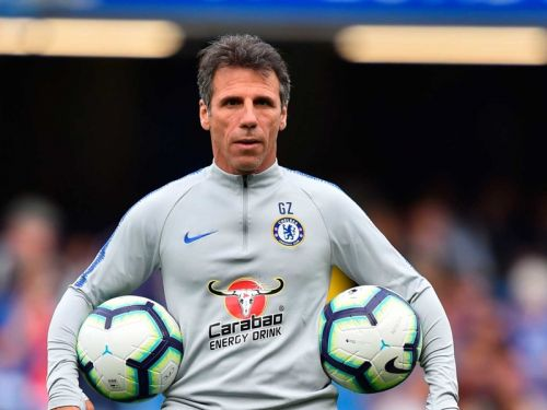 'This is a blessing for me' - Zola thankful for Sarri lifeline at Chelsea