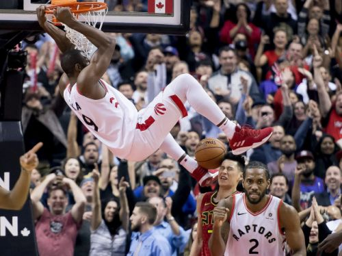 Scott Stinson: Raptors' comically ugly win shows learning process has some way to go