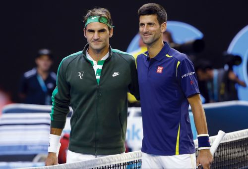 Federer to play doubles with Djokovic at Laver Cup