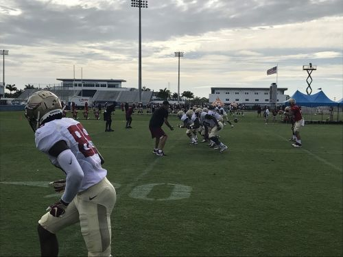 Willie Taggart doesn't see recruiting perks in FSU's IMG Academy trip