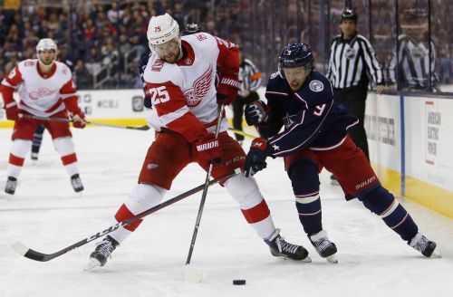 Red Wings need Larkin to step up in new era