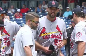Wacha goes on DL, Gant arrives from Memphis