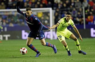 Barcelona faces complaint for using suspended player in Copa