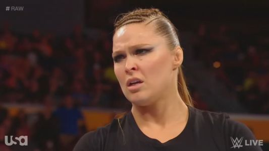 Ronda Rousey gets suspended again after attacking the RAW women's champion