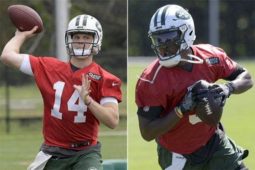 Two players who could alter Jets' course at training camp